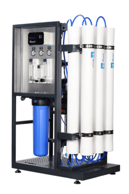 Robust MO 36000 reverse osmosis system
